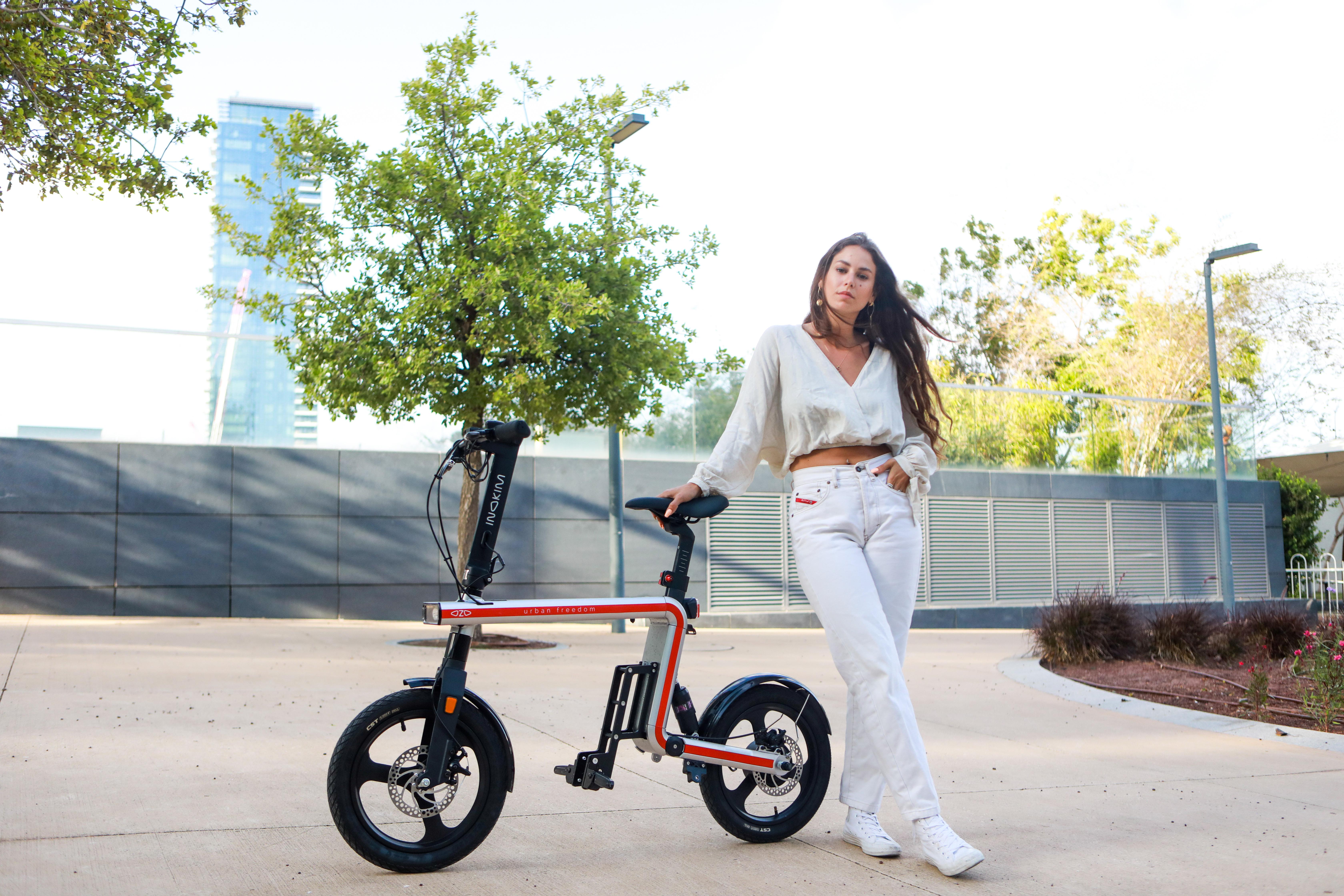 INOKIM OZO E Bike (OZOa & OZOe) First Look at the Revolutionary Ebike by Inokim