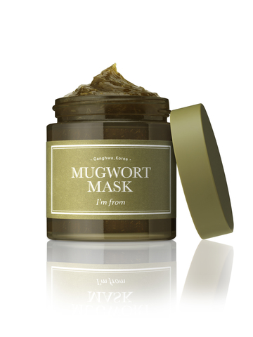 I'M FROM Mugwort Mask_bottle_open.jpg