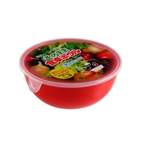 【WAVA】日本NAKAYA紅色碗型多用途保鮮盒1.05L.jpg