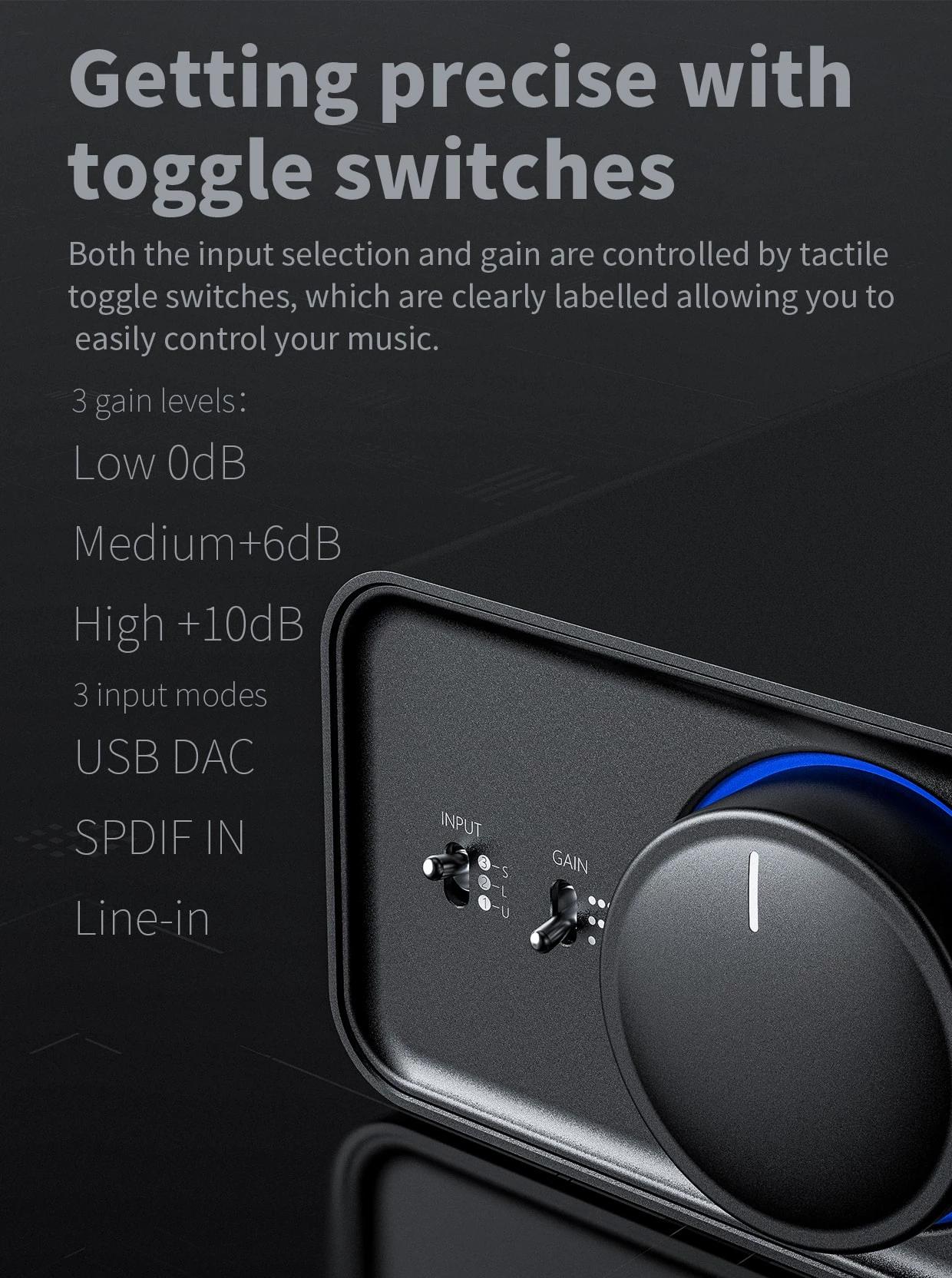 FiiO K5 Pro Portable Amplifier & DAC