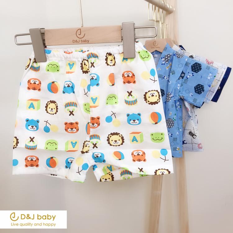 動物圖案和服甚平 - D&J baby.jpg