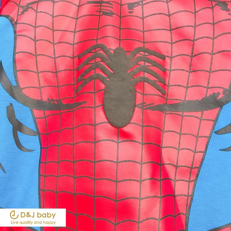 蜘蛛人包屁衣 - D&J baby