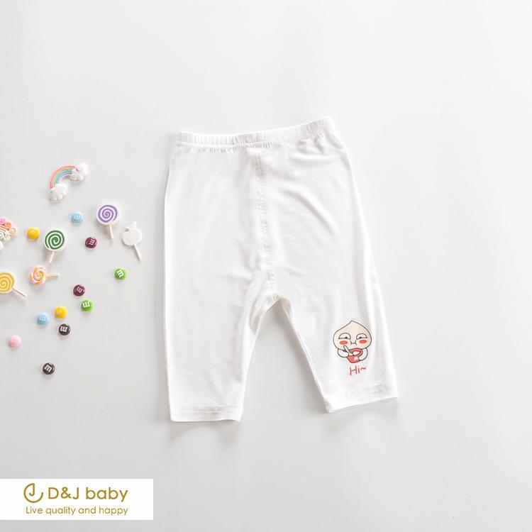 夏款百搭休閒打底褲 - D&J baby
