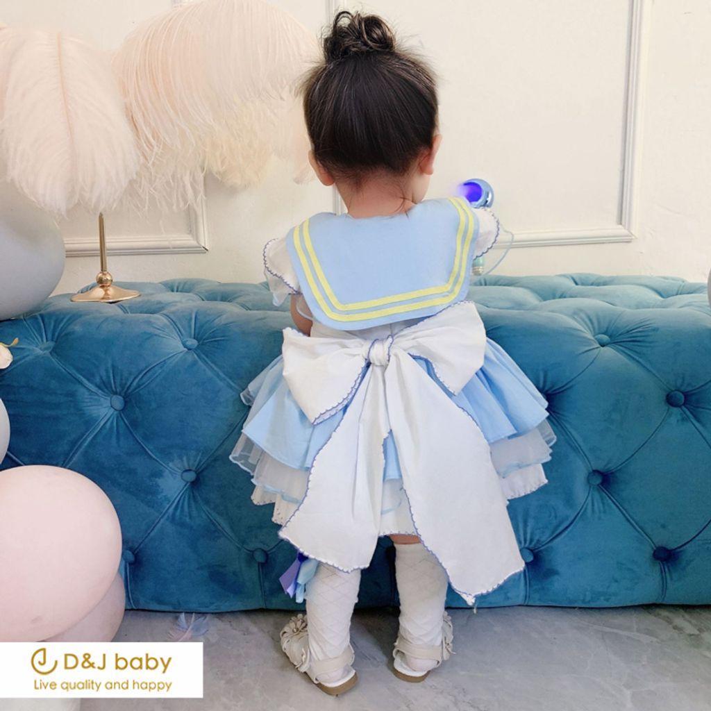 美少女包屁裙套裝 - D&J baby-27.jpg