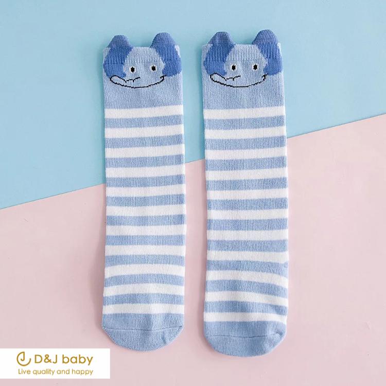 0-6歲男女童動物長筒襪