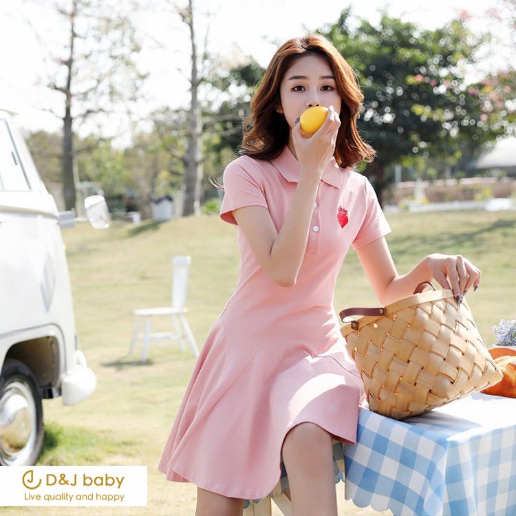 新款粉紅愛心親子裝 - D&J baby-3.jpg
