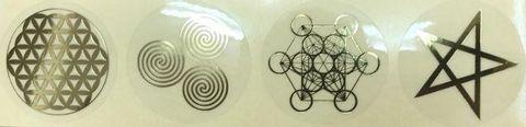 神聖幾何貼紙 II (金).jpg
