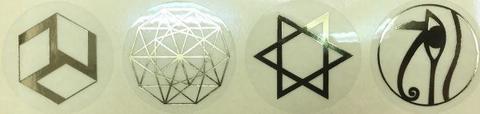 神聖幾何貼紙 I (金).jpg