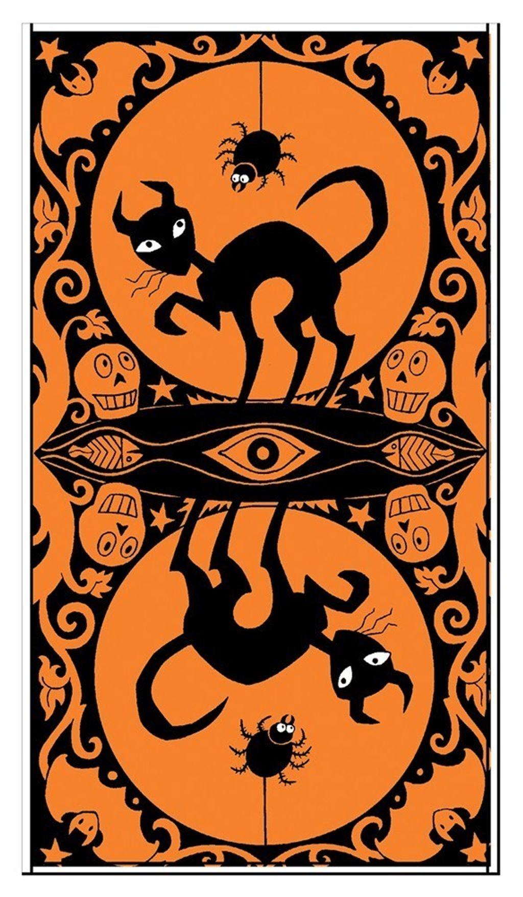 萬聖節塔羅Halloween Tarot in Tin5.jpg