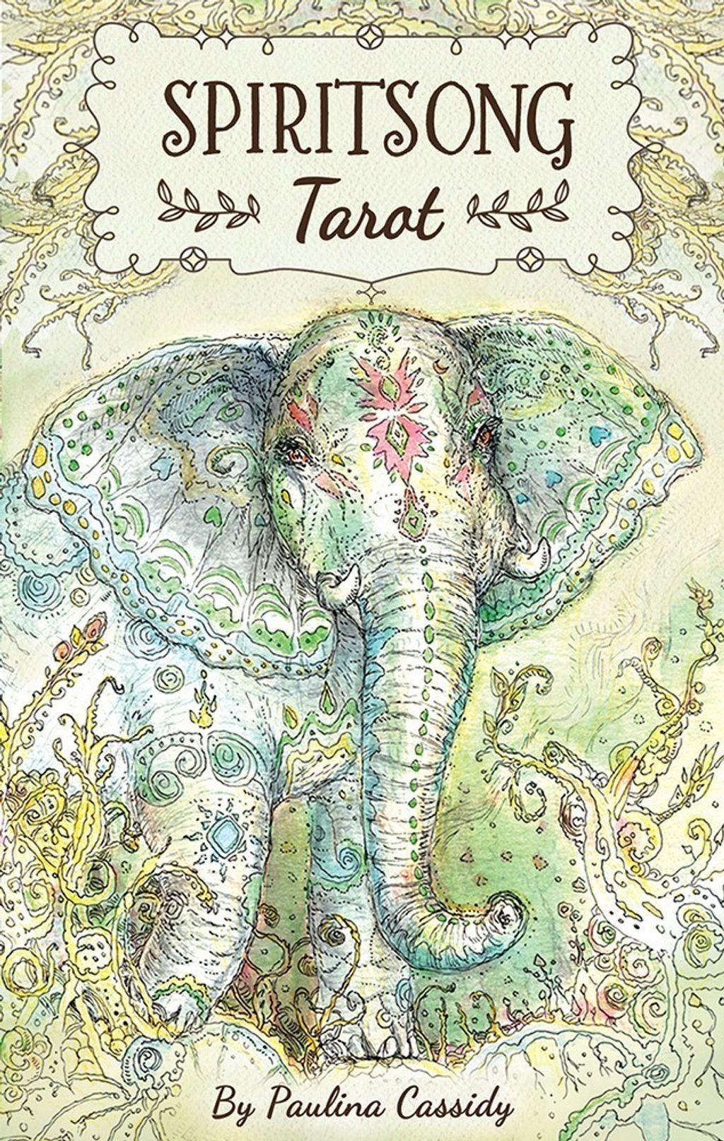 靈魂之歌塔羅:Spiritsong Tarot.jpg