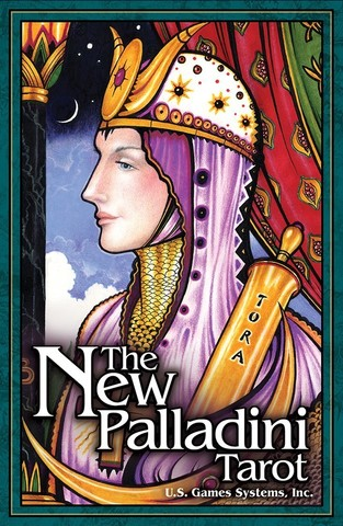 新帕拉丁尼塔羅:The New Palladini Tarot.jpg