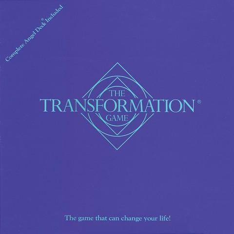 蛻變遊戲 (英文版):Transformation Game.jpg