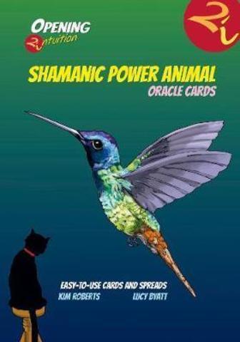 薩滿力量動物神諭卡:Shamanic Power Animal Oracle Cards.jpg