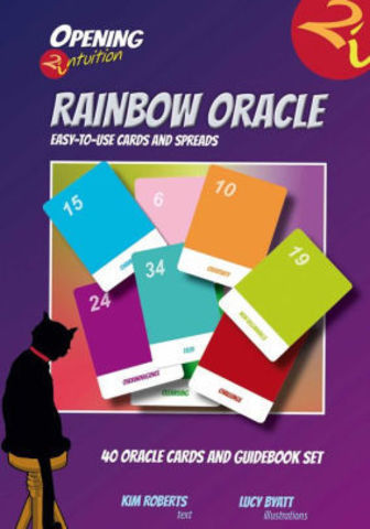 綻放彩虹直覺指引卡:Opening2Intuition Rainbow Oracle.jpg
