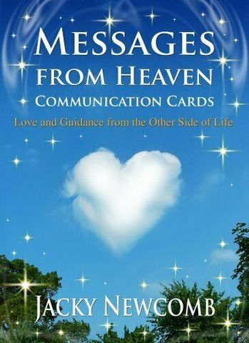 接通來自天堂的訊息卡:Messages from Heaven Communication Cards.jpg