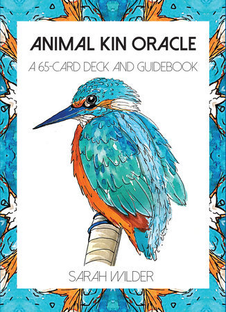 動物親屬塔羅牌:animal kin oracle.jpg