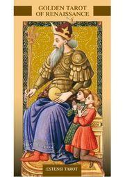 金色文藝復興塔羅牌(燙金版):Golden Tarot of Renaissance.jpg
