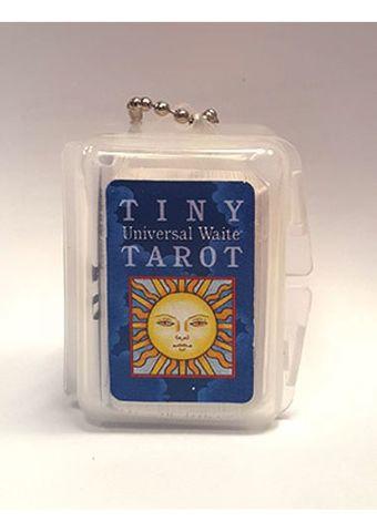 偉特塔羅牌(鑰匙圈版):Tiny Tarot Key Chain.jpg