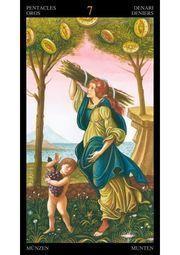金色博提茄利塔羅牌(燙金版):Golden Botticelli Tarot3.jpg