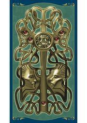 塞爾特精靈塔羅牌:Tarot of Celtic Fairies2.jpg