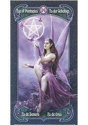 安妮斯托克斯傳奇塔羅牌:Legends Tarot Anne Stokes2.jpg