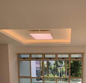 OH TITAN - Yeelight Crystal LED Ceiling Light Plus (White) in Living Room