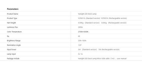 Yeelight LED Desk Lamp - Portable 12.JPG