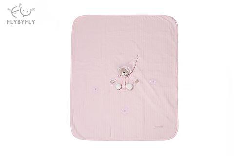 3D Bear Hand Puppet Weightage Blanket (Pink).jpg