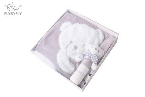 Popo Bear Blanket and Rattle Set (Grey) 2.jpg