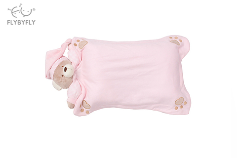 3D Bear Paw Pillow (Pink).jpg