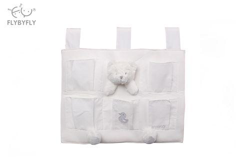 Popo 3D Bear 5 Pocket Nursery Organiser.jpg