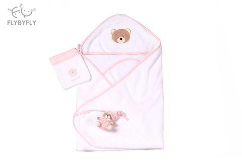hooded towel + bear set.jpg