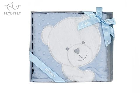 Popo Bear Blanket (Blue) box-2.jpg