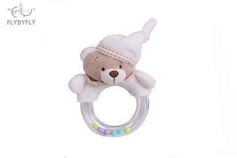 3D Bear ring rattle - white.jpg