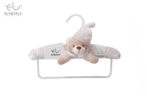 3D Bear Multifunction Hanger Rack (White).jpg