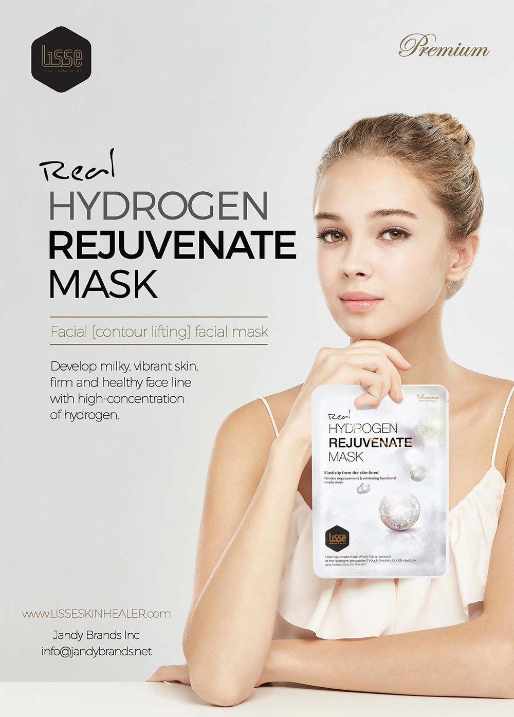 eco-i-on | Lisse Hydrogen Skin Care