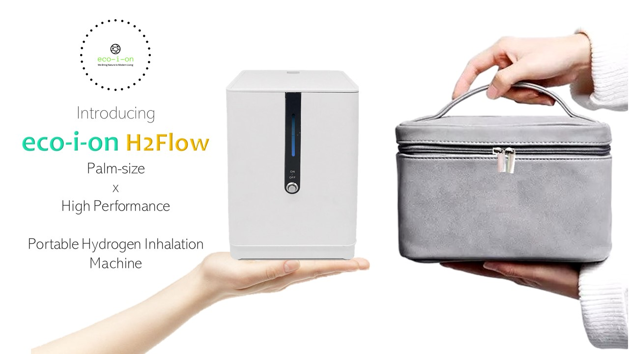 eco-i-on | Collection - Hydrogen Inhalation Machine