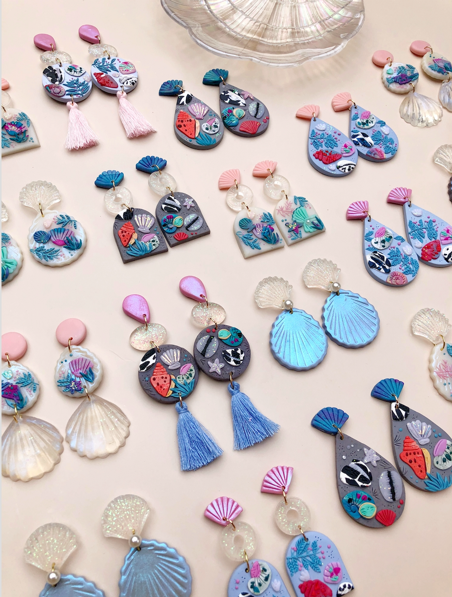 Chapter² Handmade Jewellery | The Shell Collector