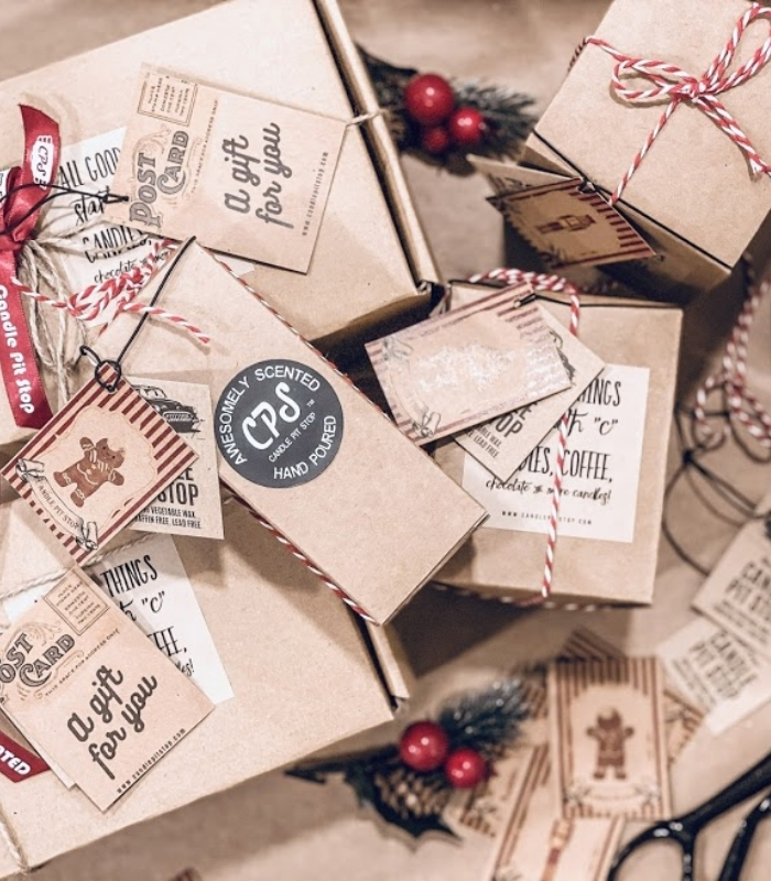Candle Pit Stop   Gifting Ideas