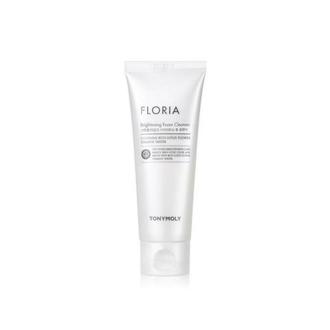 Tonymoly-Floria-Brightening-Foam-Cleanser