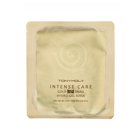 Intense-Care-Gold-24k-Snail-Hydro-Gel-Mask-Sheet