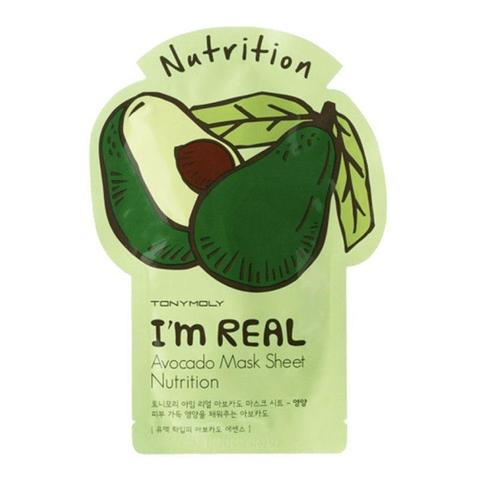 TonyMoly_ImReal_Avocado_Nutrition