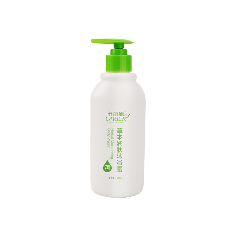 [100% Original] CARICH 300ml Herbal Moisturizing Body Wash / 卡丽施300ml草本润肤沐浴露