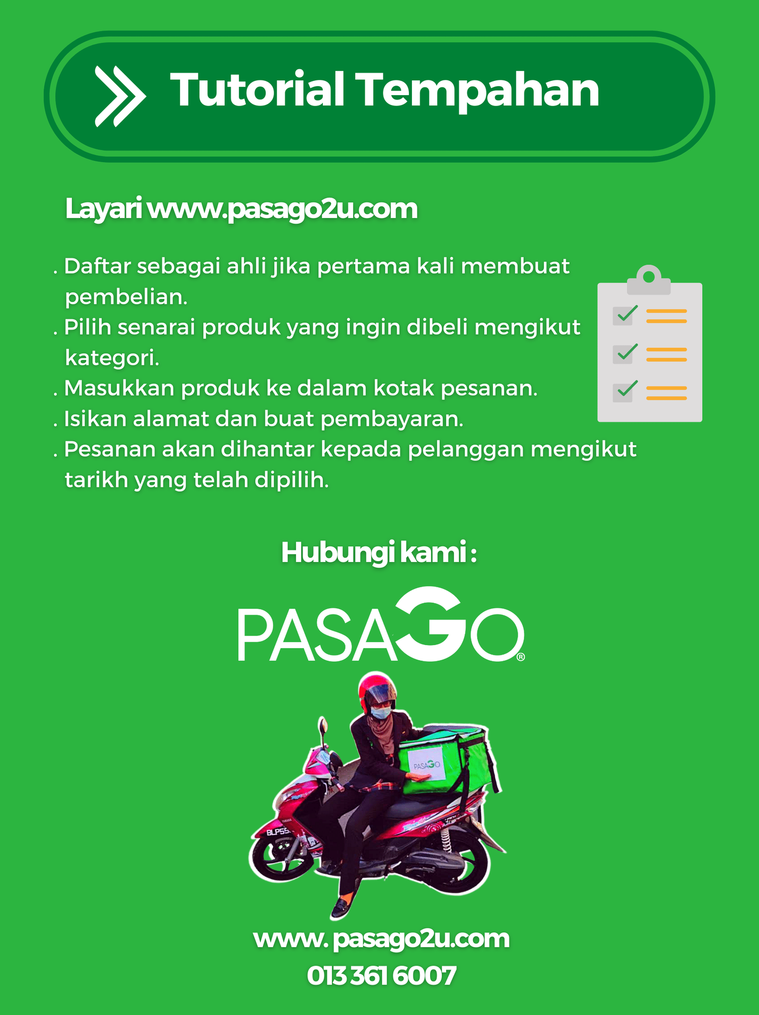 Pasago2u - Your Convenience Grocery Store -