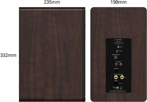Fluance Ai60 Natural Walnut Bookshelf Speakers Malaysia.jpg