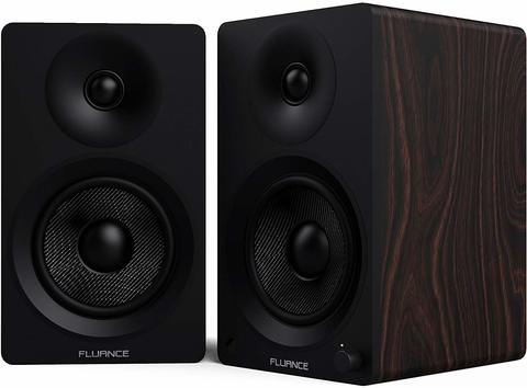 Fluance Ai40 Wireless Walnut Bookshelf Speakers Malaysia.jpg