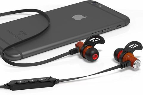 Bluetooth Wood In-Ear Earbuds with Mic Malaysia.jpg