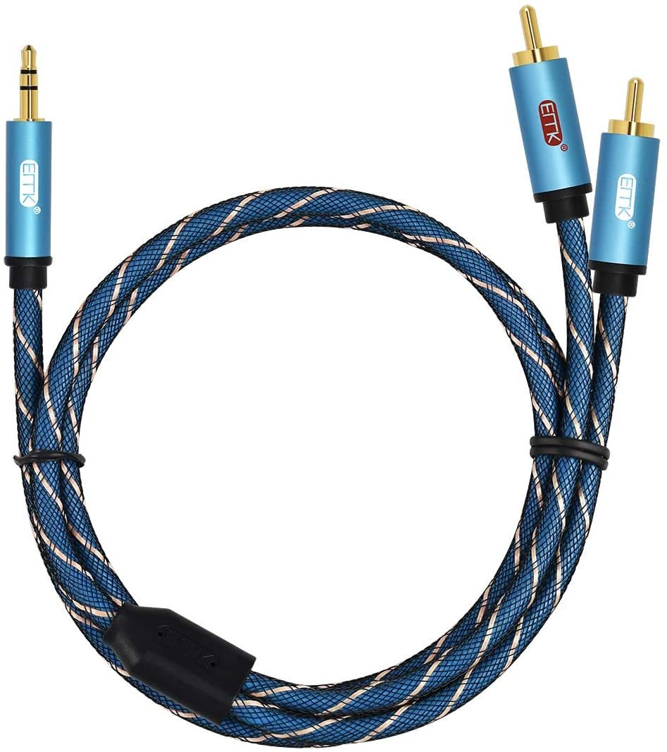 2020 Best 3.5mm to 2-Male RCA Audio Cable.jpg