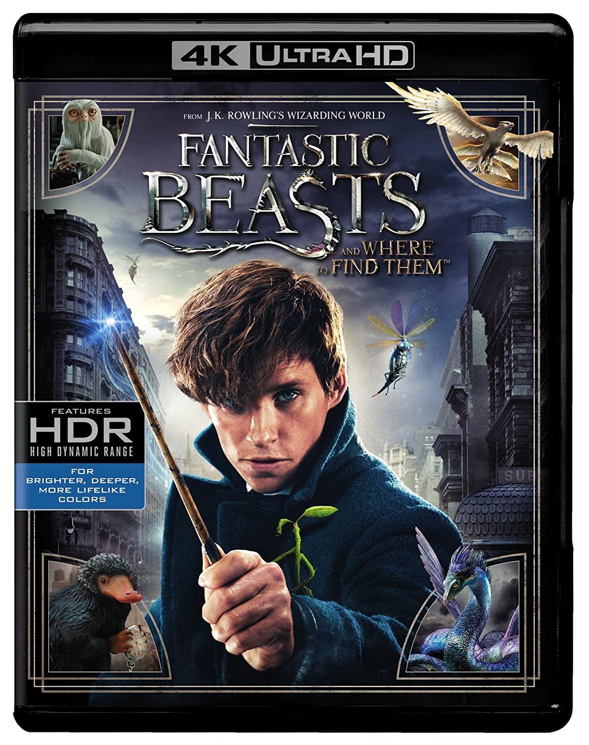 Fantastic Beasts and Where to Find Them 4K Bluray Disc Malaysia.jpg