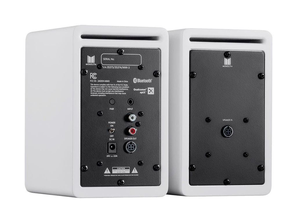 Monolith by Monoprice MM-3 Bluetooth Powered Computer Speakers White.jpg